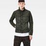 G-Star RAW® Vodan PM 3D Slim Jacket Green model front