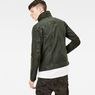 G-Star RAW® Vodan PM 3D Slim Jacket Green model back