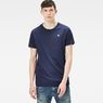 G-Star RAW® Wyllis T-Shirt Dark blue model front