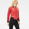 G-Star RAW® Rackam Slim Bomber Red model side