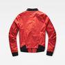 G-Star RAW® Rackam Slim Bomber Red flat back