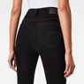 G-Star RAW® 3301 Ultra High Waist Skinny Jeans Black
