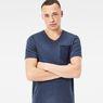 G-Star RAW® Kantano Pocket T-Shirt Dark blue model front
