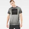 G-Star RAW® Nazuru 4 T-Shirt Grey model front