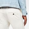 G-Star RAW® Bronson Slim Chino White model back zoom