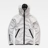 G-Star RAW® Strett Daefon Jacket White flat front