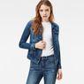 G-Star RAW® 3301 Denim Jacket Blue model front