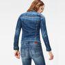 G-Star RAW® 3301 Denim Jacket Blue model back