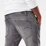 G-Star RAW® Arc 3D Sport Tapered Pants Grey model back zoom