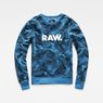 G-Star RAW® Dutch-Camo Core Sweater Light blue flat front