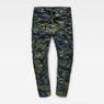 G-Star RAW® Rovic Loose 7/8-Length Cargo Pants Green flat front