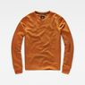 G-Star RAW® Core Sweater Brown flat front