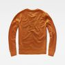 G-Star RAW® Core Sweater Brown flat back