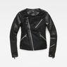G-Star RAW® Empral Slim Jacket Black flat front