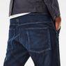 G-Star RAW® 5620 3D Sport Tapered Cuffed Pants Dark blue model back zoom