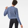 G-Star RAW® Fogela Knit Medium blue model back