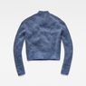 G-Star RAW® Fogela Knit Medium blue flat back