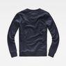 G-Star RAW® Oötim Sweater Dark blue model side