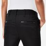 G-Star RAW® Bronson Biker Mid Waist Skinny Chino Black model back zoom