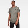 G-Star RAW® Navas T-Shirt Grey model front