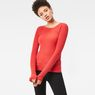 G-Star RAW® Armis Knit Red model front