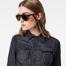 G-Star RAW® Rustic Vodan Sunglasses Black