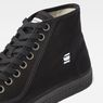 G-Star RAW® Rovulc Denim Sneakers Black sole view
