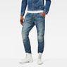 G-Star RAW® 5620 G-Star Elwood 3D Tapered Jeans Medium blue