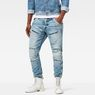 G-Star RAW® 5620 G-Star Elwood 3D Tapered Jeans Light blue