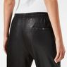 G-Star RAW® Powel Utility Mid Waist Sport Pants Black model back zoom