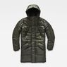 G-Star RAW® Whistler Hooded Parka Grey model front