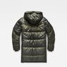 G-Star RAW® Whistler Hooded Parka Grey model side