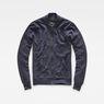 G-Star RAW® Korpaz Bomber Sweater Dark blue flat front