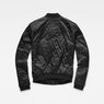 G-Star RAW® Quilted Bomber Black model side
