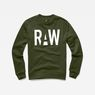G-Star RAW® Jexx Sweater Grey model front