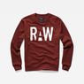 G-Star RAW® Jexx Sweater Red model front