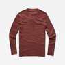 G-Star RAW® Classic Granddad Pocket T-Shirt Red model side