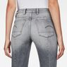 G-Star RAW® Lanc 3D High Straight Jeans Grey