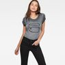 G-Star RAW® Thilea Slim T-Shirt Grey model front