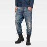 G-Star RAW® Raw Essentials Arc 3D Tapered Jeans Mittelblau