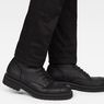 G-Star RAW® D-Staq Tapered Braces Chino Black flat back