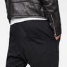 G-Star RAW® 5621 Sweatpants Black model back zoom