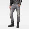 G-Star RAW® 5620 G-Star Elwood 3D Skinny Jeans Grey