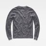 G-Star RAW® Dadin Knit Grey flat back