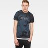 G-Star RAW® Bonded 3 T-Shirt Dark blue model front