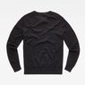 G-Star RAW® Core Knit Black flat back