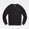 G-Star RAW® Core Knit Black flat front