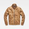 G-Star RAW® Rackam Padded Jacket Brown flat front