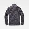 G-Star RAW® Rackam Utility Padded Overshirt Grey flat back
