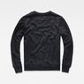 G-Star RAW® RC Ocelat Sweater Black flat back